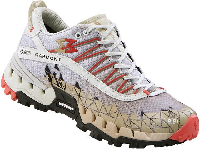 Garmont 9.81 N.Air.G GTX Surround Zapatillas Mujer, negro/beige